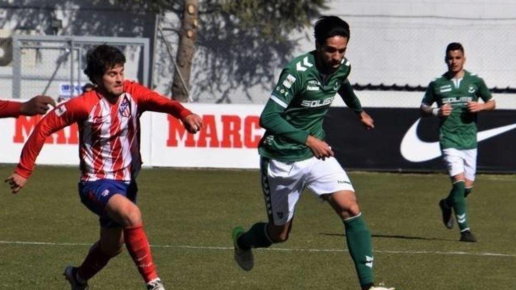 Lassad, exjugador del Deportivo, sufre un paro cardiaca en plenoentrenamiento con el Toledo
