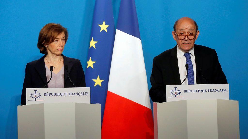 """Francia manifiesta que el ataque conjunto a Siria """"ha sido un éxito"""""""