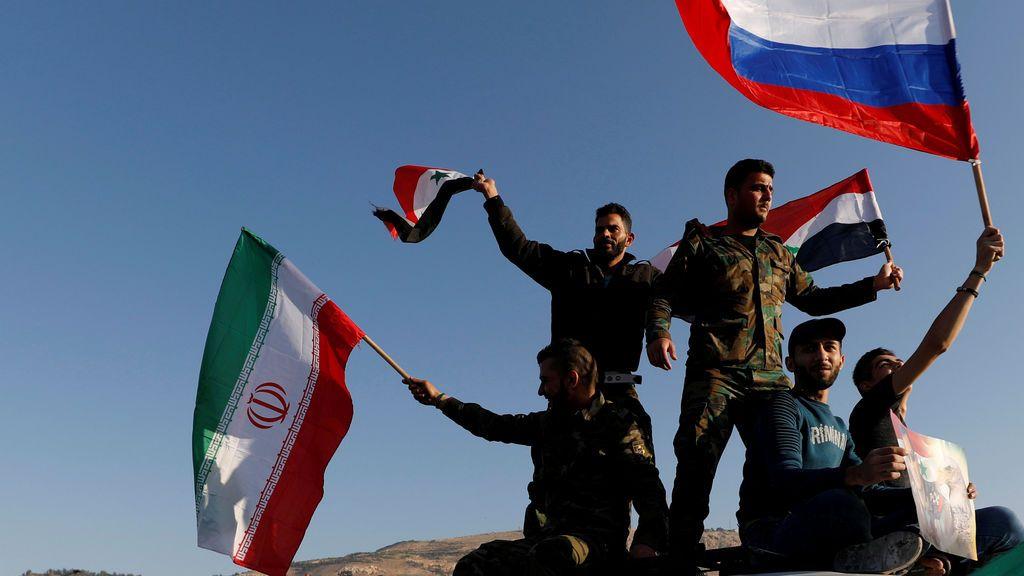 """Rusia advierte de que la decisión de atacar Siria """"tendrá consecuencias"""""""