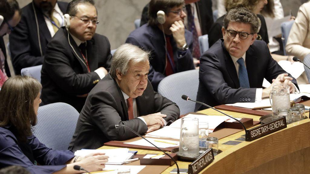 La ONU llama a todas las partes a respetar la Carta de las Naciones Unidas