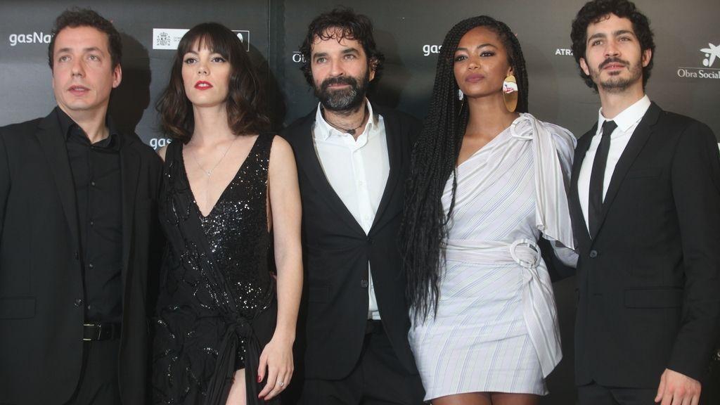 Los asistentes a la inauguración de El Festival de Málaga, foto a foto
