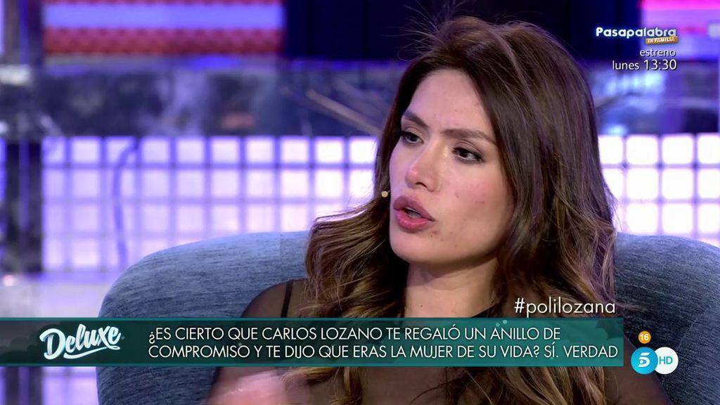 ¡Confirmado! Carlos Lozano llama 'Mónica Pollos' a su ex, para referirse a ella según el Poli