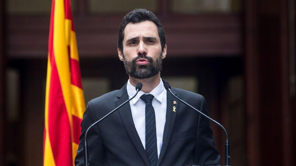 """Torrent llama a """"recuperar la unidad política"""" para hacer frente a la actuación del Estado"""