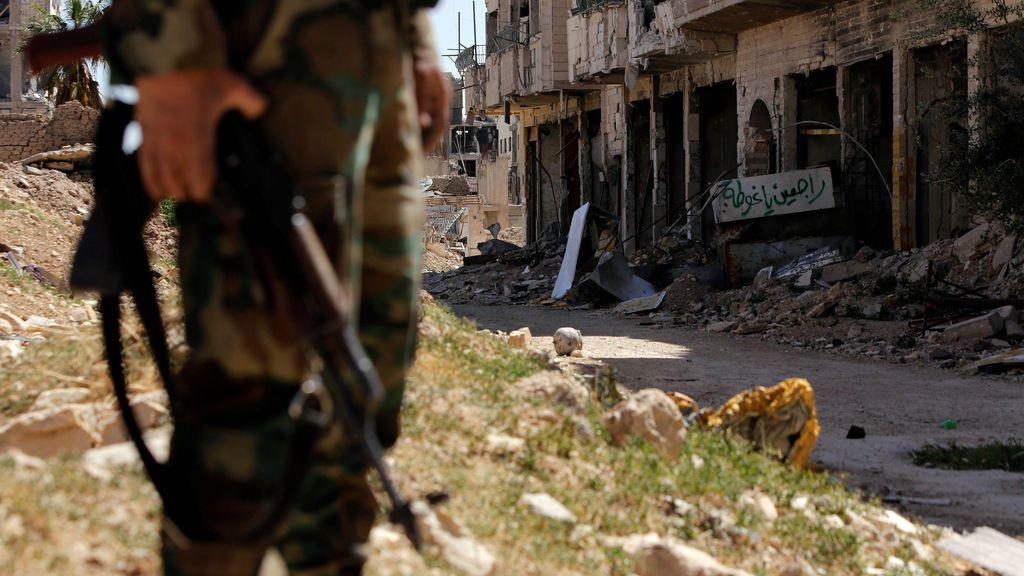 """Al Assad condena la """"agresión tripartita"""" y reivindica la lucha antiterrorista de Siria y Rusia"""