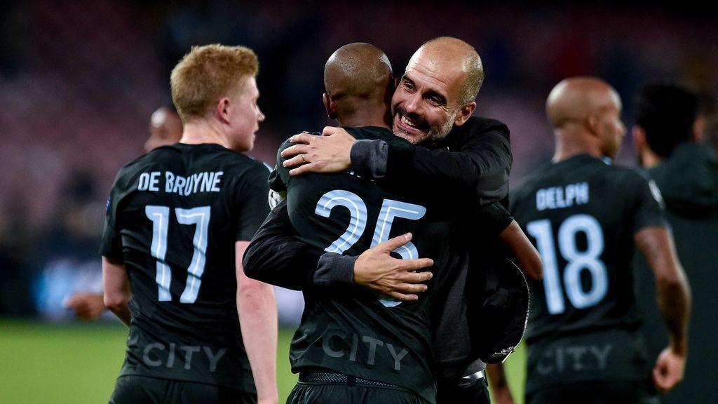 El City de Guardiola, campeón de la Premier tras la derrota del Manchester United