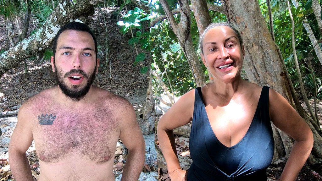 Raquel y Alberto Isla se mojan en el 'Diario de los habitantes perdidos' y nos cuentan quién es el peor compañero