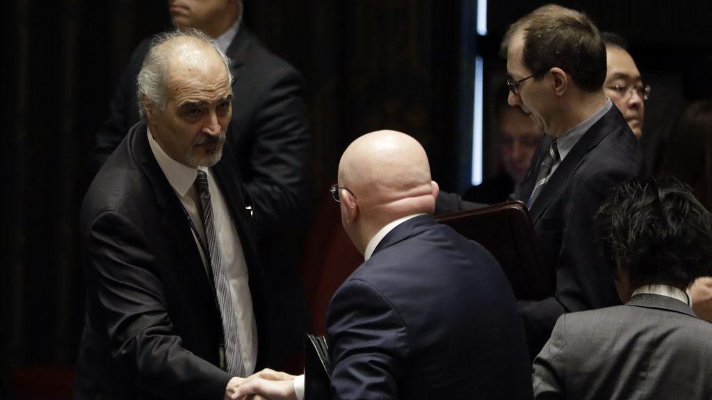 Siria acusa a EEUU y sus aliados de torpedear la investigación del ataque químico en Siria
