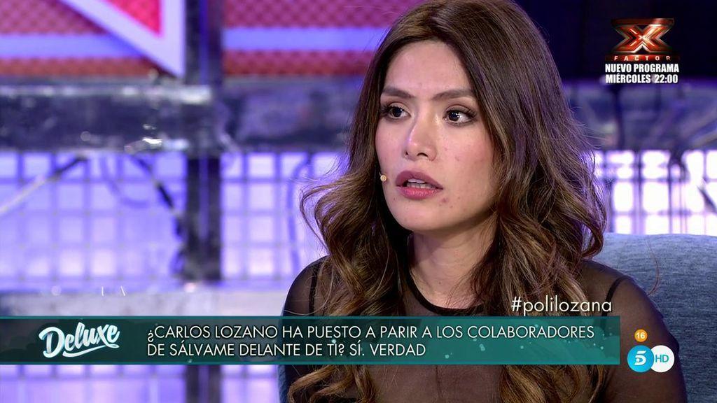 El polígrafo determina que Carlos critica a los colaboradores de 'Sálvame' y Miriam da nombres