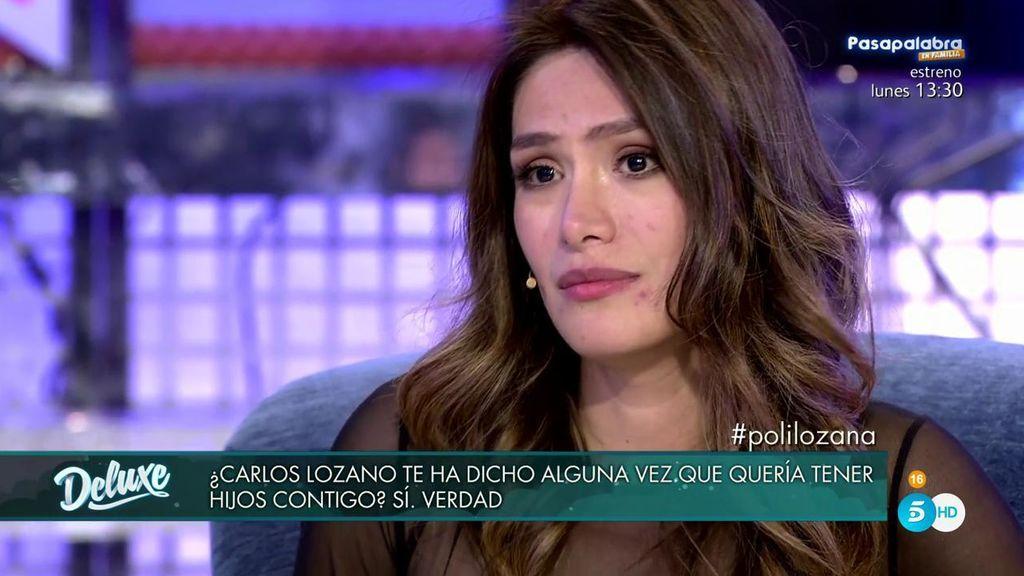 """¡Bombazo! El polígrafo confirma que Miriam perdió un hijo de Carlos: """"Fue un aborto natural"""""""