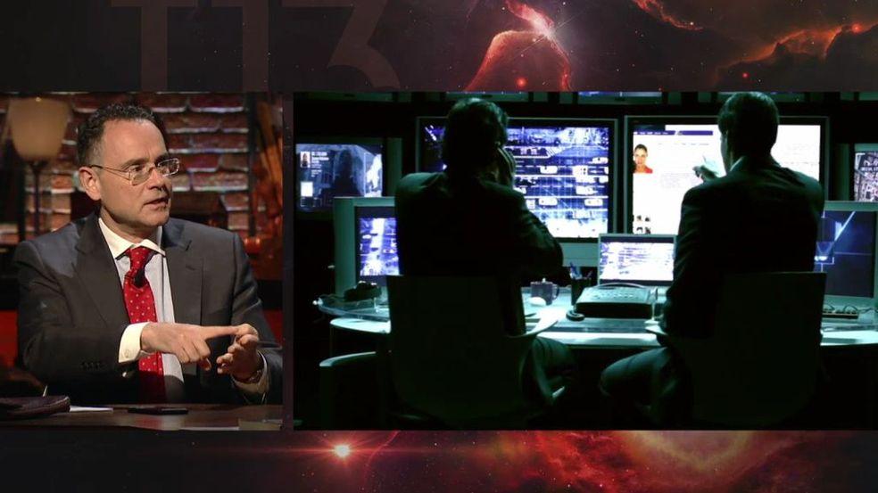 Cuarto Milenio| Pedro Baños, sobre el espionaje del teléfono móvil ...