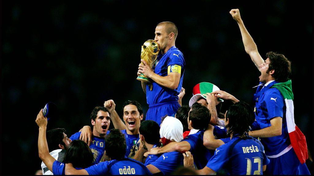 Crónica de una final: Alemania 2006, Italia conquista su cuarto título ante la Francia de Zidane