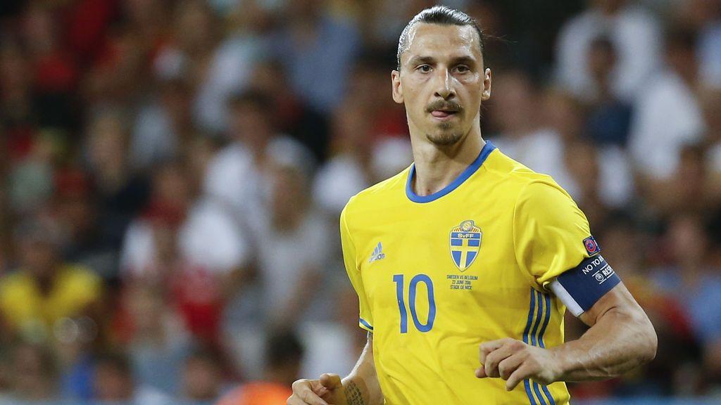 """Ibrahimovic: """"Mis posibilidades de estar en el Mundial son altísimas"""""""