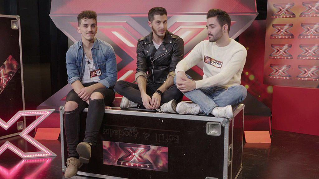Todo lo que pasó detrás de cámaras entre Jony e Israel, el drama amoroso de 'Factor X'