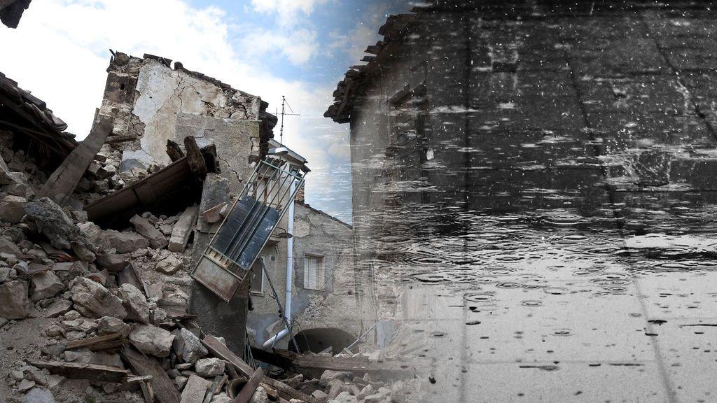 Te va a sorprender: te contamos qué relación tienen las lluvias y los terremotos