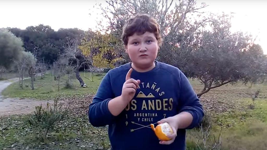 Miquel Montoro, el niño de 12 años que sufrío bullying y ahora arrasa en Youtube