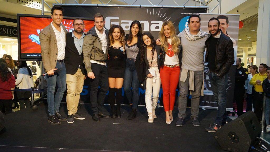 'Gana con tu voz' vuela esta semana a Canarias