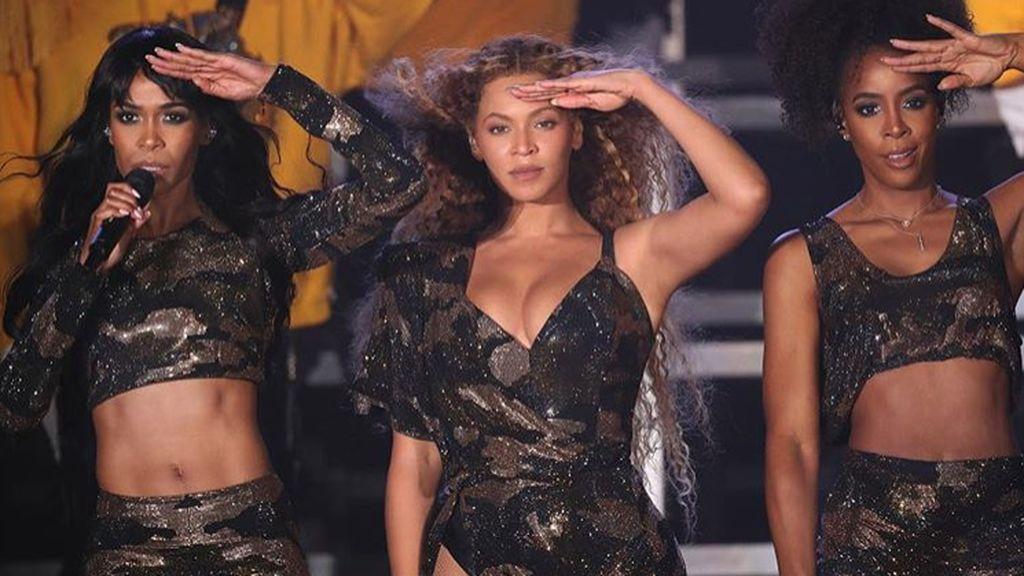 Beyoncé lo peta en Coachella: reencuentro con Destiny's Child, dúo con su marido y 'lookazos'