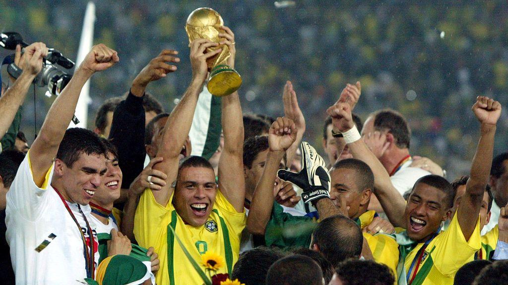 Crónica de una final: Japón 2002, Ronaldo convierte a Brasil en pentacampeona del Mundo
