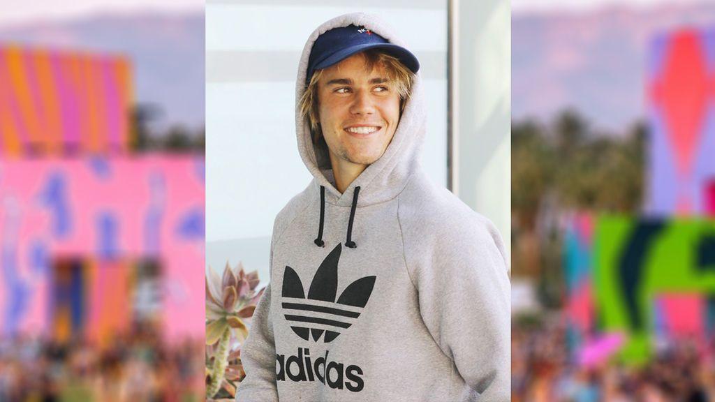 Justin Bieber defiende a una mujer maltratada en el Festival de Coachella