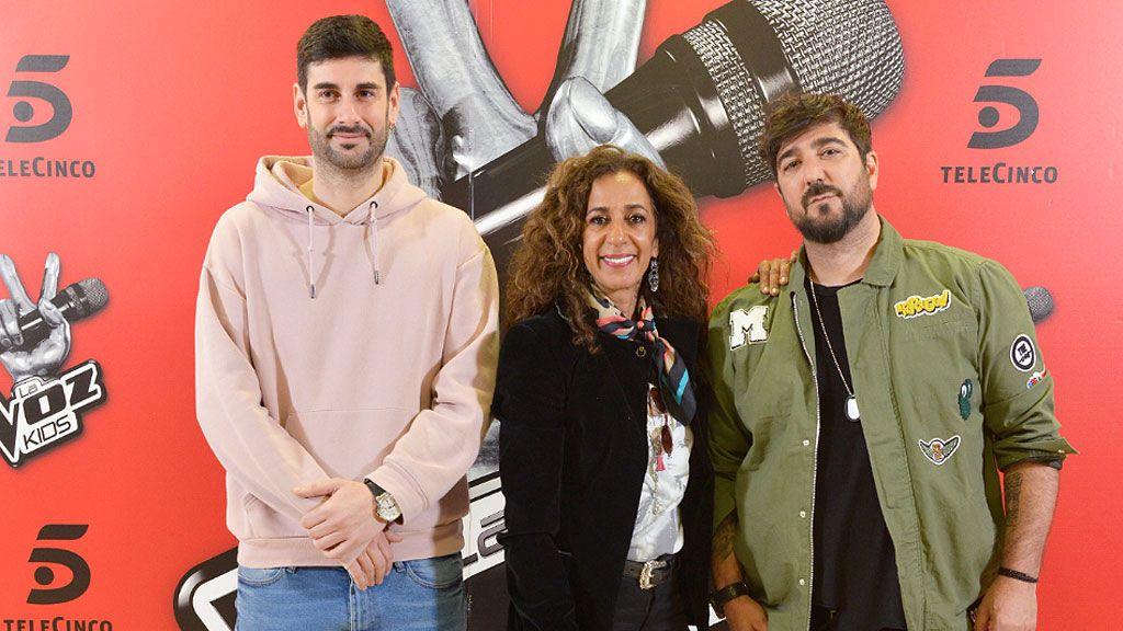 'La Voz Kids 4' entra en su recta final con David Bisbal como 'supercoach' en el 'Último asalto'