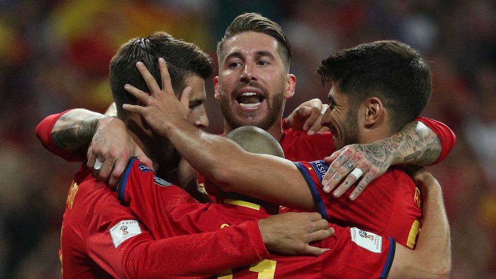 España llega al Mundial de Rusia con mejor bagaje goleador que en el Mundial de Sudáfrica