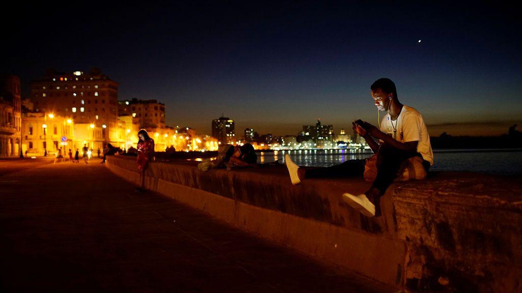 Conectarse a Internet en Cuba