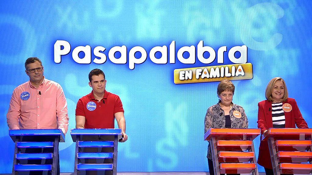 La familia Herrera vence a los Mangut en un programa con nivelazo