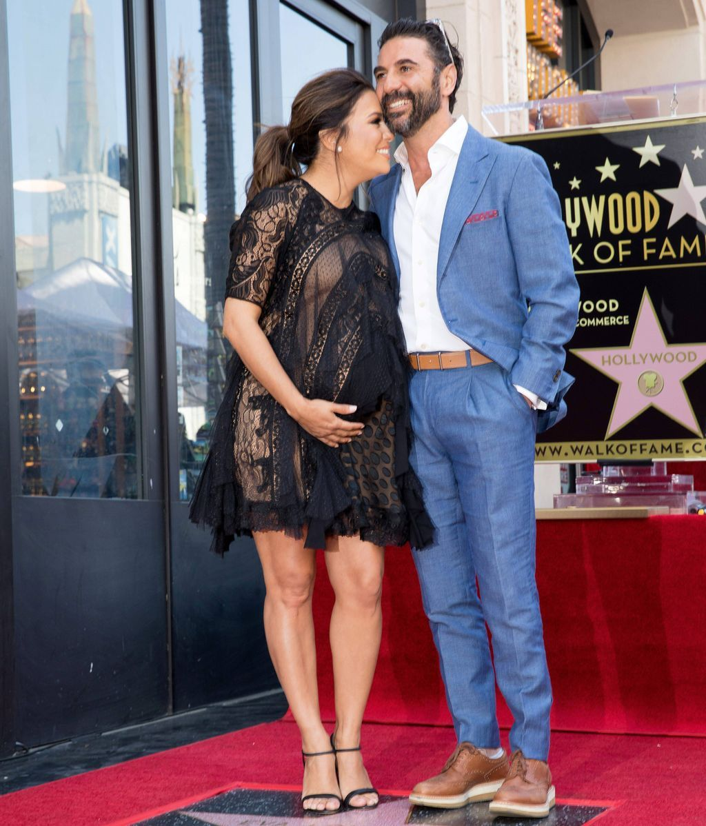 Eva Longoria and her husband Jose 'Pepe' Baston
