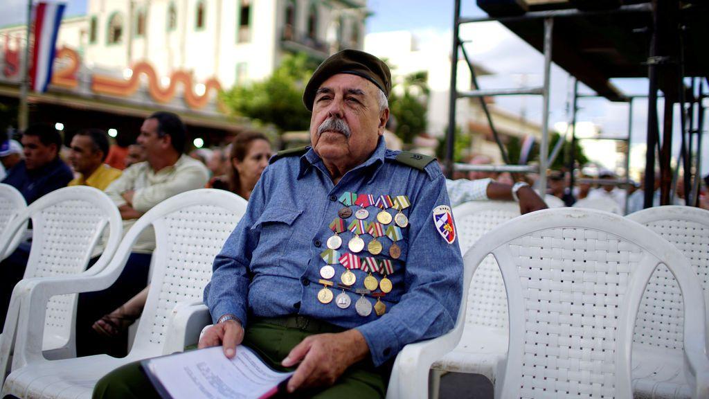 Ceremonia conmemorativa de la Revolución de Cuba
