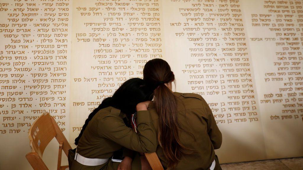 Conmemoración del Día de los Caídos en Jerusalén
