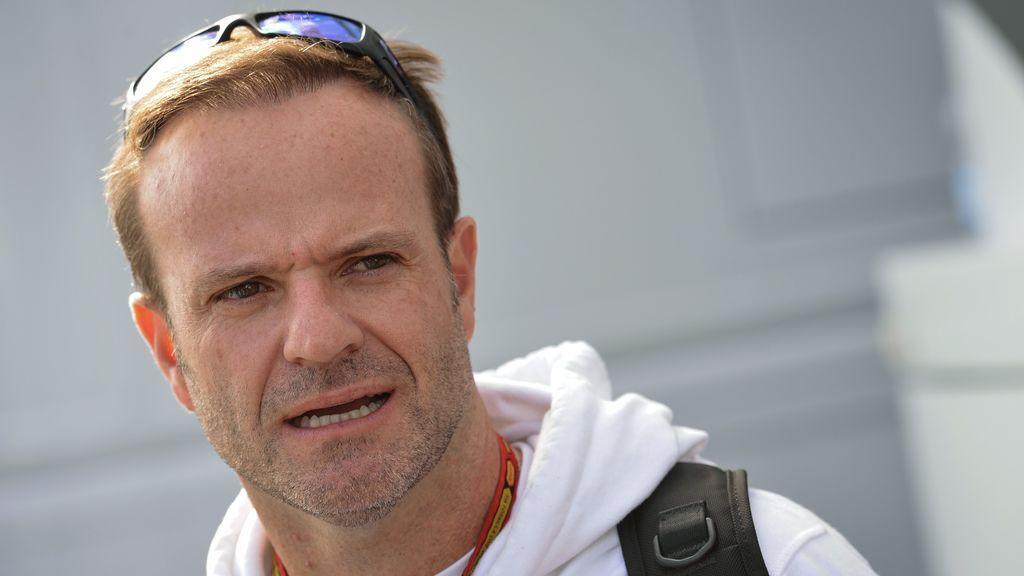 """Barrichello confiese que """"es un milagro"""" que esté vivo tras detectarle un tumor en el cuello"""
