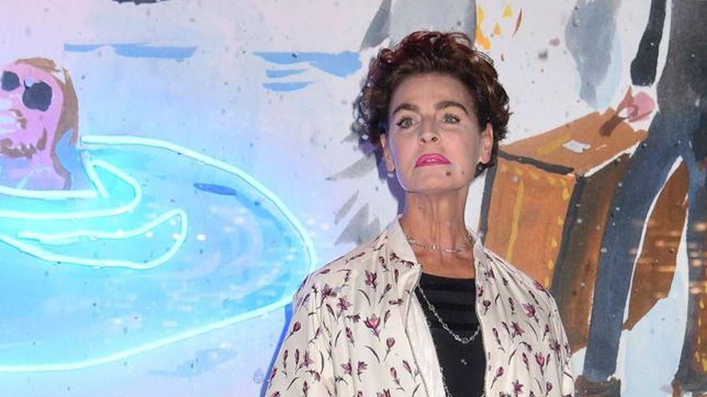 """Antonia Dell'Atte: """"Sé que el hijo de Ana y Alessandro no se encuentra bien"""""""