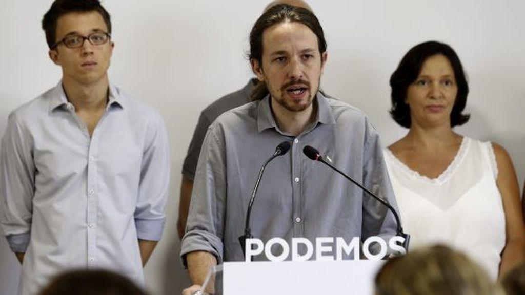 Bescansa se alía con Errejón para quitar el liderazgo de Podemos a Iglesias