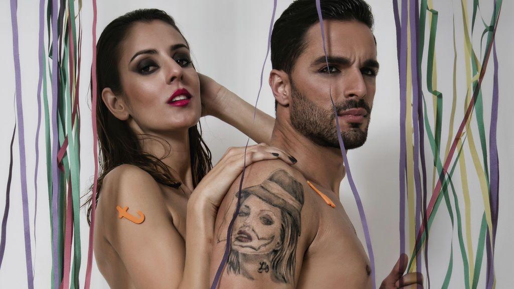 Petra Y Cristian Gh Revolution Posan Completamente Desnudos Y