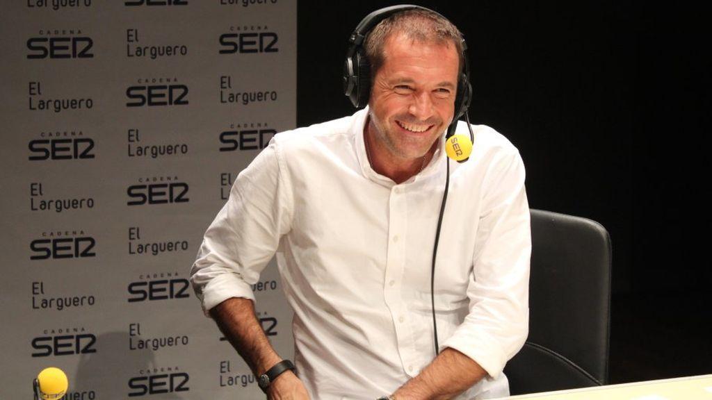 Manu Carreño, director de 'El larguero', de la SER.