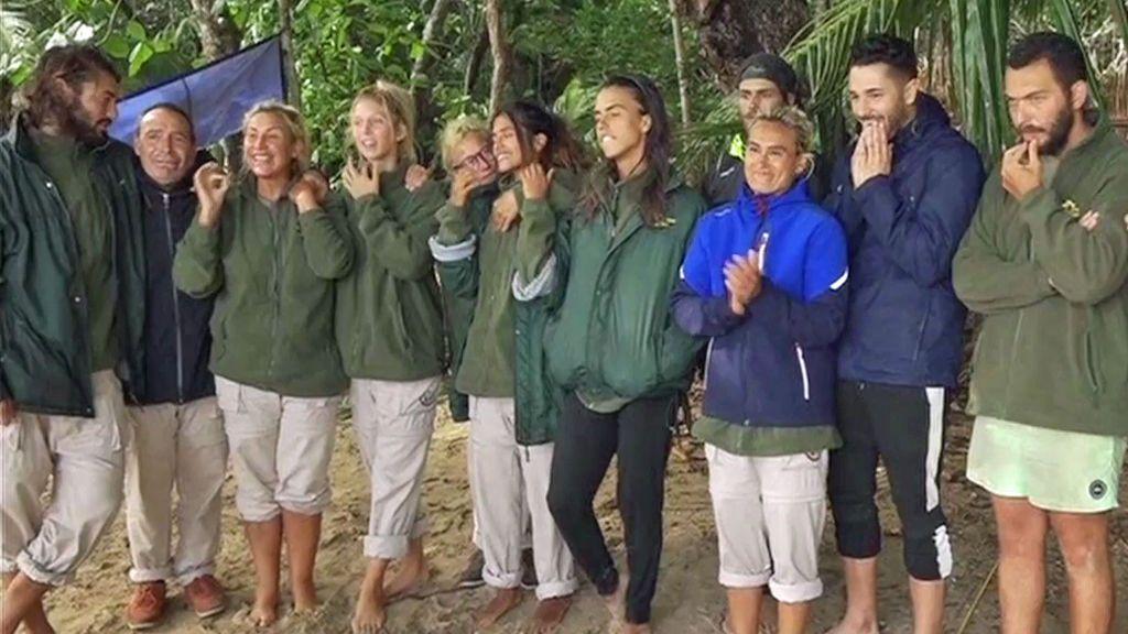 Los concursantes abandonan Playa Uva y se mudan a dos nuevas localizaciones, este jueves en 'Supervivientes 2018'
