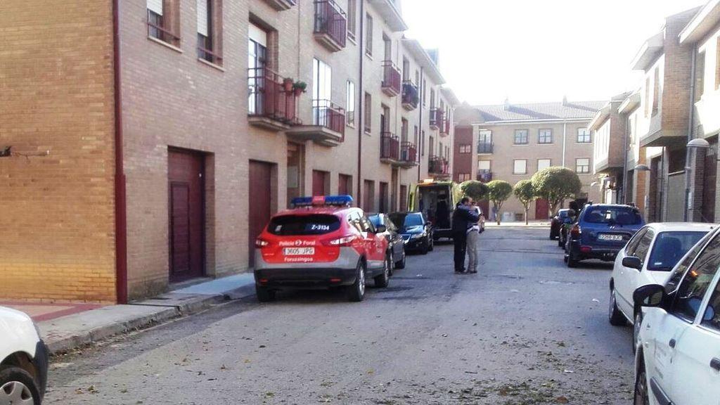 Investigan como posible parricidio en Navarra la muerte de un padre y un hijo