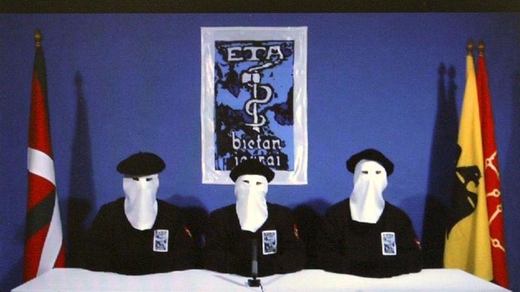 ETA comunicará su disolución definitiva el primer fin de semana de mayo