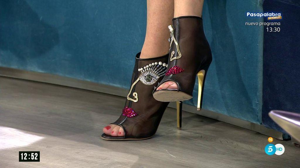 Lo zapatos de Ana Rosa