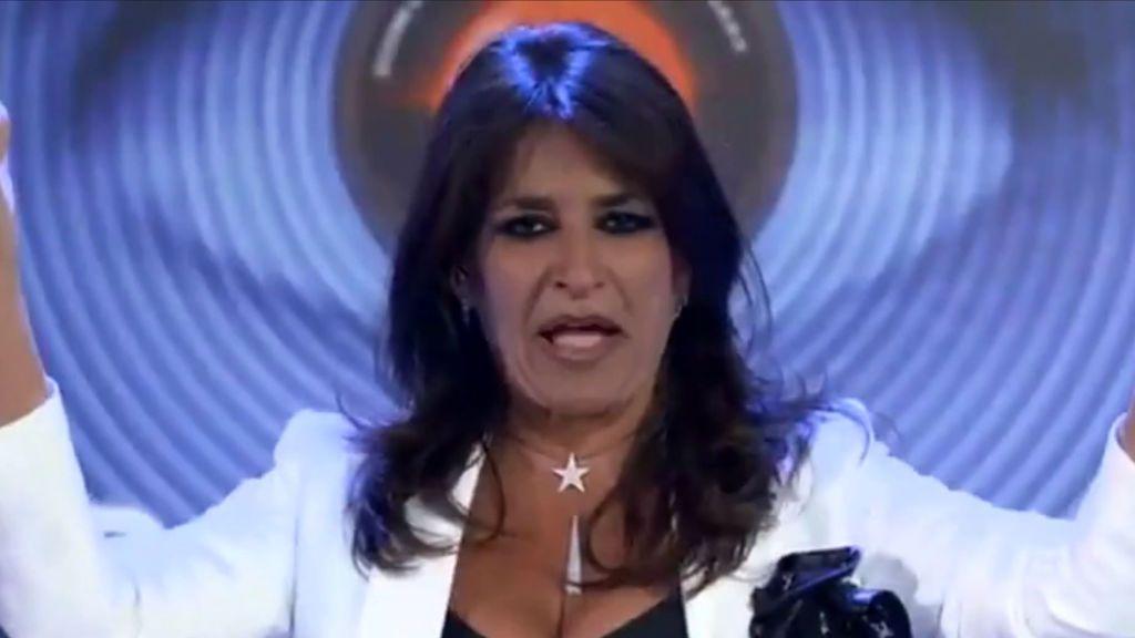 Aida Nizar arranca su participación en 'GH Italia'