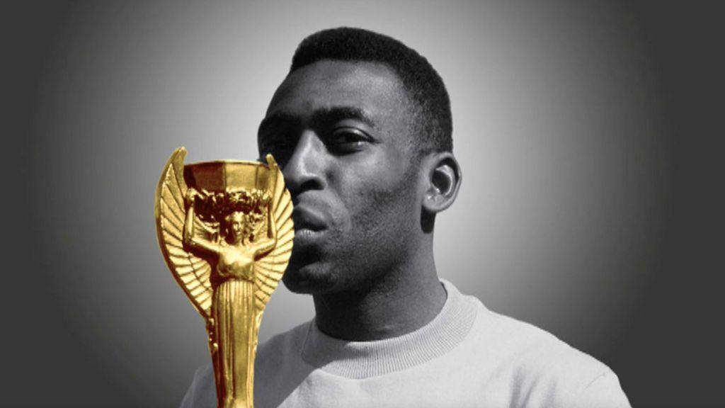 De Suecia a Rusia, Pelé