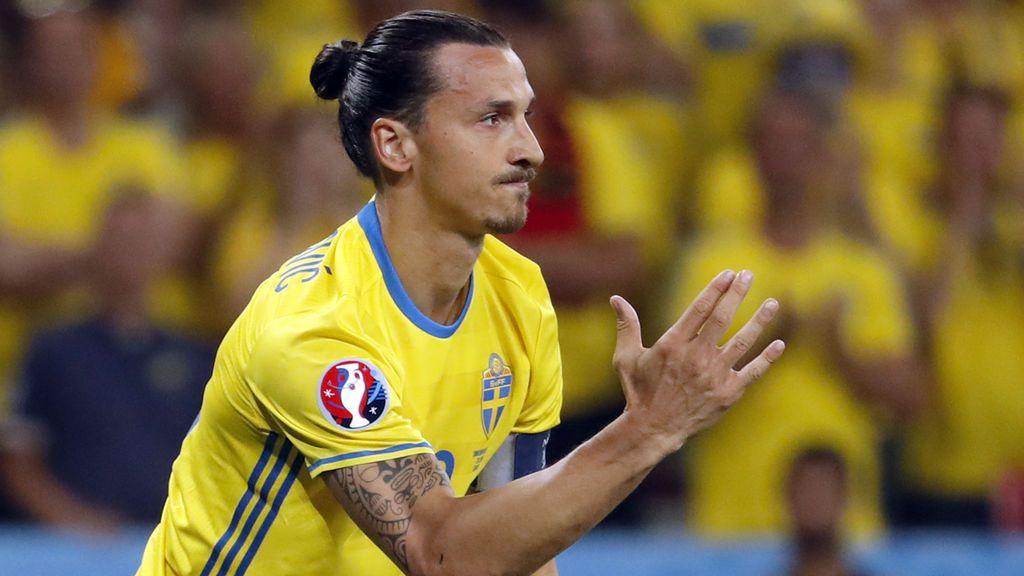"""Ibrahimovic: """"Voy a estar en el Mundial de Rusia"""""""