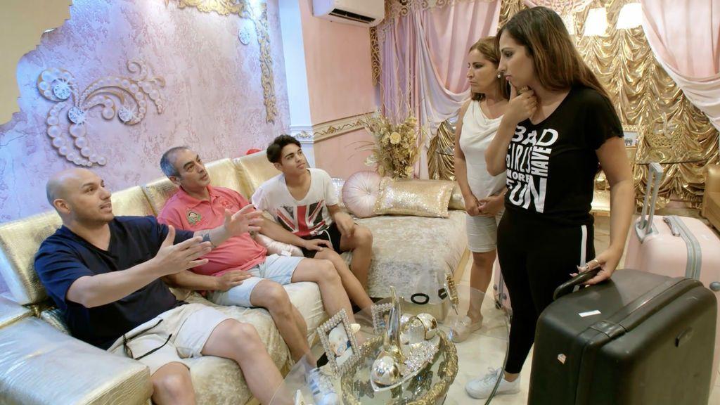 Las Salazar persiguen su particular sueño americano en la cuarta temporada de 'Los gipsy kings'.