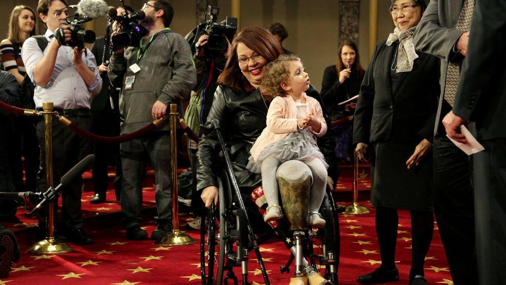 Los senadores de EEUU ya están autorizados a llevar a sus hijos al trabajo