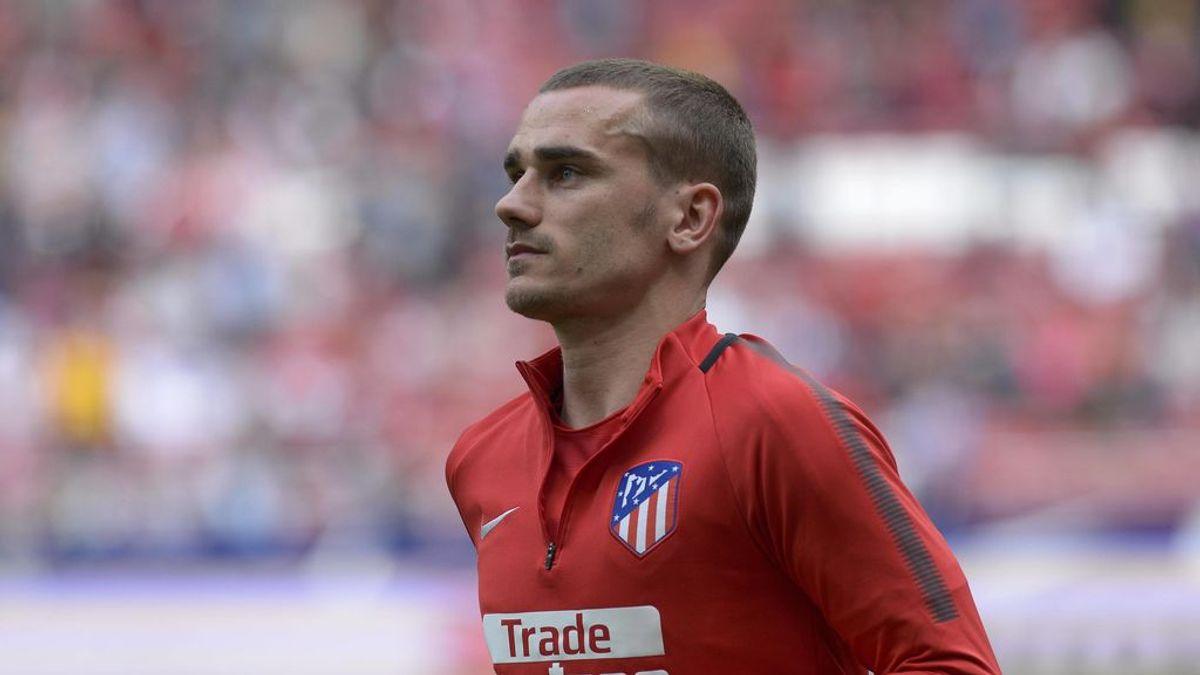 Griezmann, ¿elige su sucesor en la delantera del Atlético de Madrid?