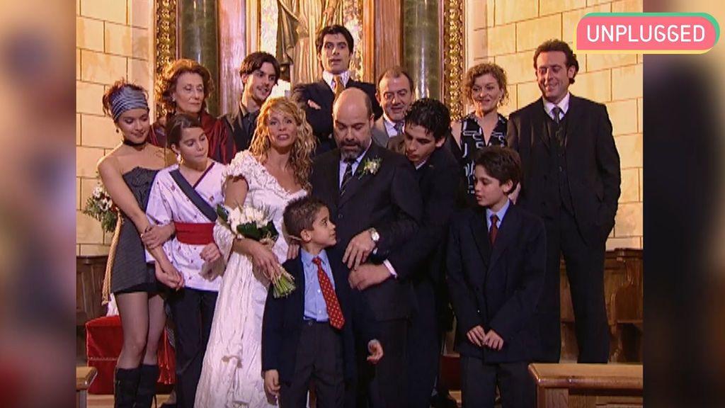 Así empezó... La versión cañí de la Los Braidy en la familia Serrano