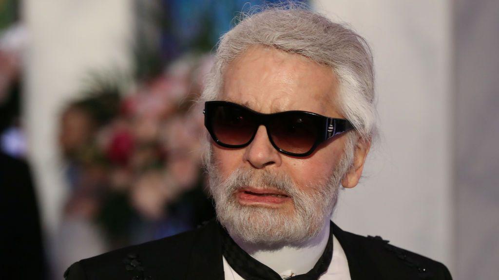 """El diseñador Karl Lagerfeld asegura que """"está harto de los movimientos #MeToo y Times Up"""""""