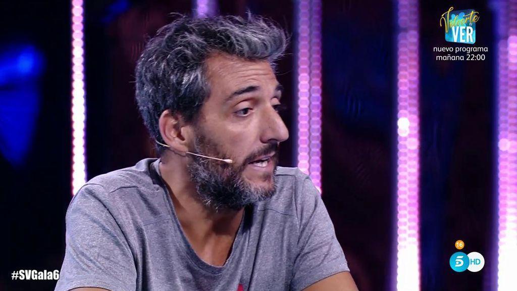 """Fernando, tras su expulsión: """"Creo que ha sido injusto, me he dejado la piel en la supervivencia"""""""