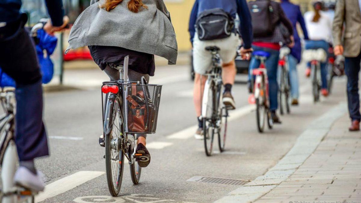 Cinco beneficios de montar en bicicleta en su día mundial