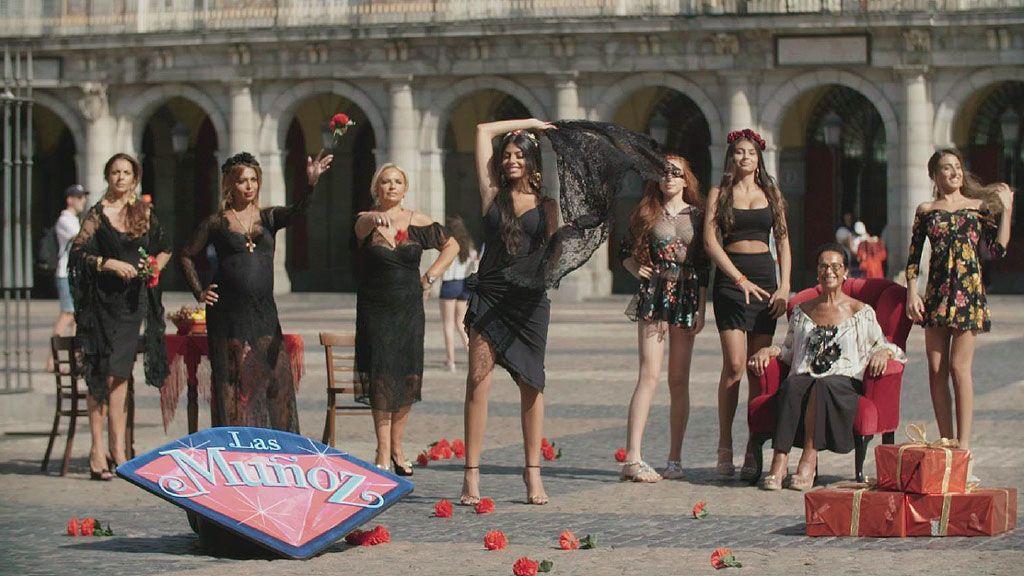 Conoce a Las Muñoz, 'Las reinas del rastro'